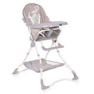 Столче за хранене BONBON LORELLI - Grey FUN