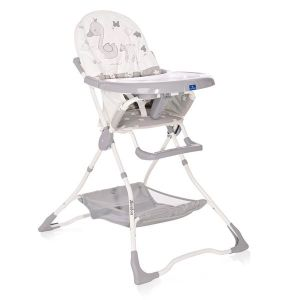 Столче за хранене BONBON LORELLI - Grey SWAN