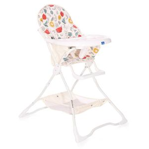 Столче за хранене BONBON LORELLI - White FRUITS