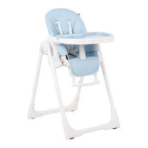 Детски стол за хранене Pastello KIKKABOO - Blue