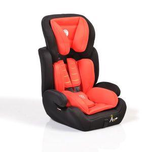 Столче за кола 9 - 36 кг. Ares Moni - червен