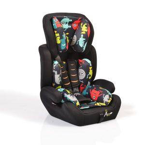 Столче за кола 9 - 36 кг. Ares Moni - зелен