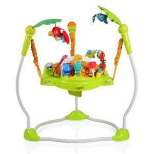 Бънджи за бебета JUNGLE JUMPER MONI