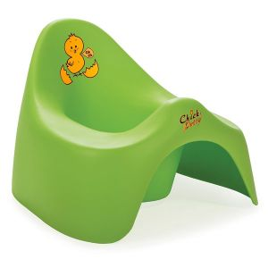 Детско гърне Chic Pilsan - зелено