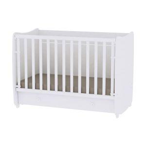 Детско легло Dream 60х120 Lorelli - бяло