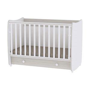 Детско легло Dream 60х120 Lorelli - светъл дъб