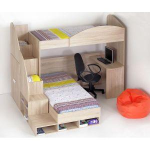 Детско легло Лори Dizain Baby - на два етажа