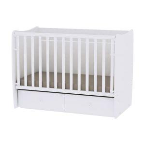 Детско легло Matrix Lorelli - бяло