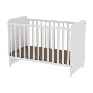 Детско легло Sweet Dream 60х120 Lorelli - бяло