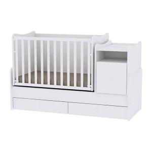 Детско легло Trend Plus Lorelli - бяло