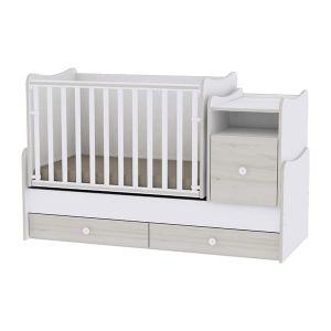 Детско легло Trend Plus Lorelli - светъл дъб