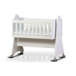 Детско легло Зори Dizain Baby - бяло