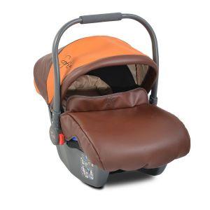 Детско столче - кошница за кола Sofie MONI - кожа