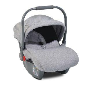 Детско столче - кошница за кола Sofie MONI - сиво