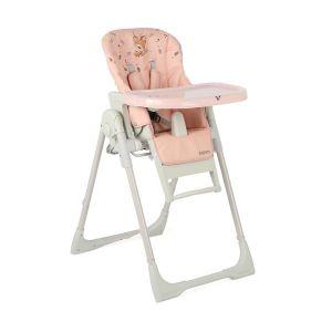 Столче за хранене Aspen 2в1 CANGAROO - розов