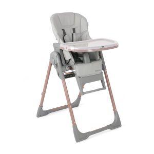 Столче за хранене Aspen 2в1 CANGAROO - сив