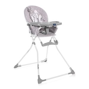 Столче за хранене COOKIE LORELLI - Grey RABBITS