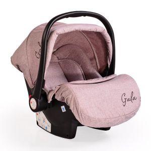 Детско столче за кола 0 -13 кг. Gala Moni - бежов
