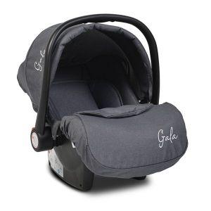 Детско столче за кола 0 -13 кг. Gala Moni - черно