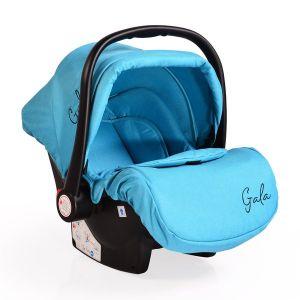 Детско столче за кола 0 -13 кг. Gala Moni - тюркоаз