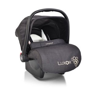 Детско столче - кошница за кола Luxor Cangaroo - черно