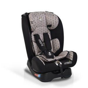 Столче за кола 9-36 кг. Hybrid MONI - Beige line