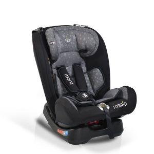 Столче за кола 9-36 кг. Hybrid MONI - Grey stars
