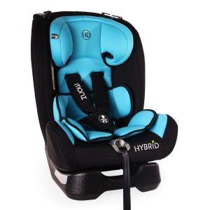 Столче за кола 9-36 кг. Hybrid MONI - син
