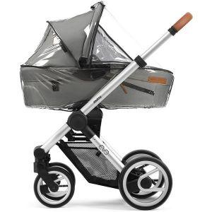 Дъждобран за кош за новородено на количка EVO MUTSY