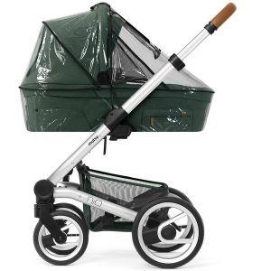 Дъждобран за кош за новородено на количка NIO MUTSY