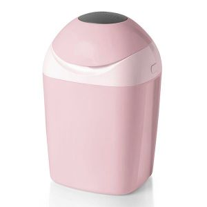Хигиенен кош за памперси Tec Tub Tommee Tippee - розов