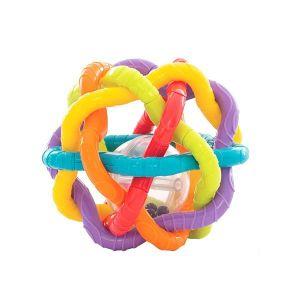 Играчка топка - плетеница PLAYGRO 6м+