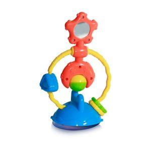 Играчка с вакумна основа LORELLI - синя