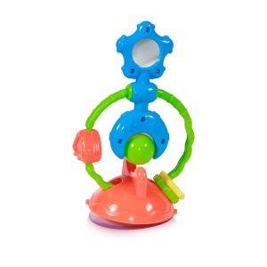 Играчка с вакумна основа LORELLI - оранжева