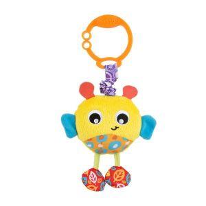 Вибрираща играчка за количка Пчела Бърти PLAYGRO
