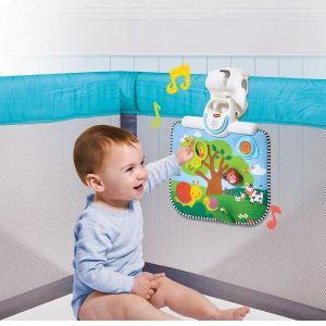 Музикална двустранна играчка за креватче Crib Toy TINY LOVE