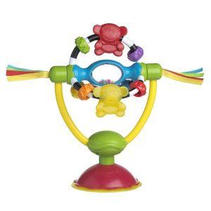 Въртяща се играчка за столче за хранене PLAYGRO 6м+