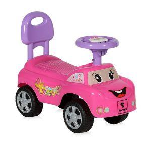 Кола за яздене MY FRIEND LORELLI - розова