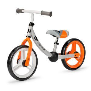 Колело за баланс 2WAY NEXT KINDERKRAFT - оранжево