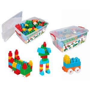 Детски конструктор LUX 80 елемента PILSAN