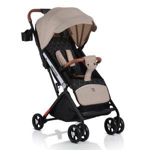 Лятна детска количка Genoa MONI - бежова