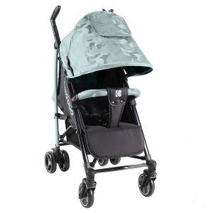 Лятна детска количка Kingsy KIKKABOO - Mint