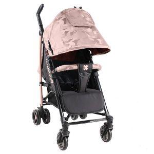 Лятна детска количка Kingsy KIKKABOO - Pink