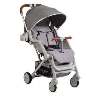 Детска лятна количка Mini Cangaroo - сива