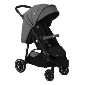 Лятна детска количка Pine KIKKABOO - Grey
