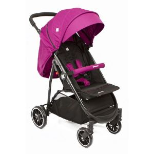 Лятна детска количка Pine KIKKABOO - Purple