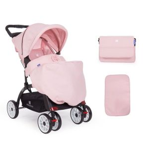 Лятна детска количка Airy KikkaBoo - Pink