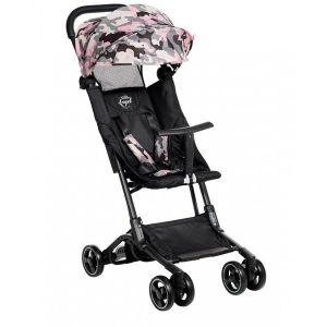 Лятна детска количка Luka ZIZITO - черен с камуфлаж