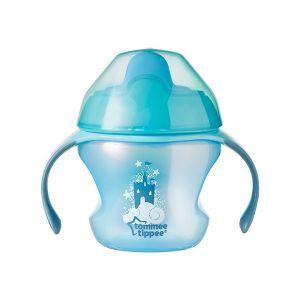 Неразливаща се чаша с мек накрайник 150 ml. 4м+ Tommee Tippee