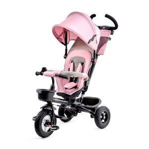 Детска сгъваема триколка AVEO KINDERKRAFT - розова